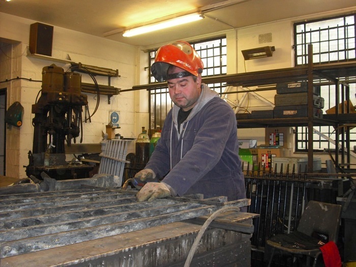 Cast Amp Wrought Iron Fabrication Workshop Arc Fabrications