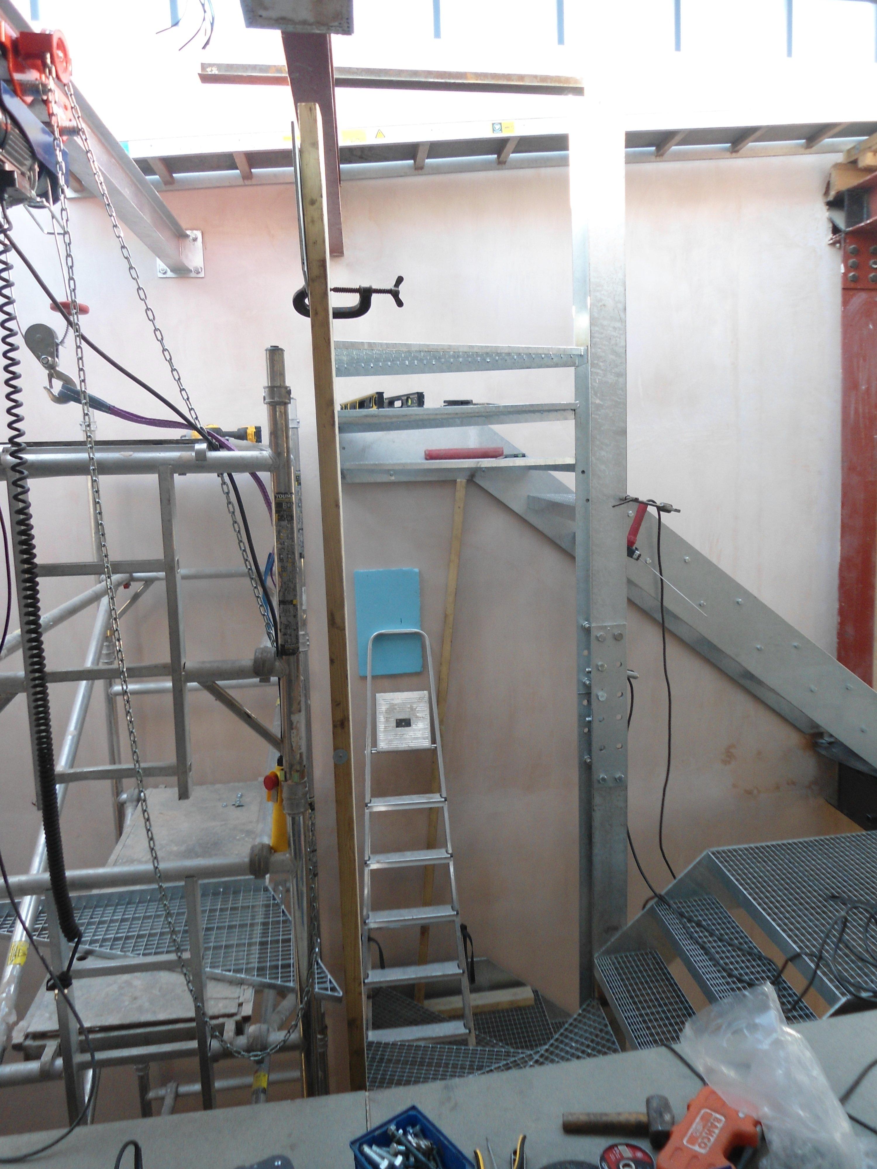 Staircase - Ladbroke Grove 5