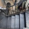 Steel Staircase Installation in The Angel, Islington, London N1