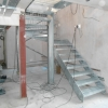 Steel Staircase Fabrication - Ladbroke Grove