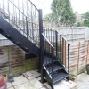 Access Staircase Construction in Brixton, London