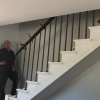 Steel Staircase Handrail and Balustrades In Dorking, Surrey
