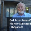 GoT Actor James Cosmo Explains Why Choosing Arc Fabrications Was