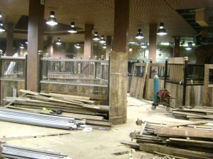 Cast Iron - Steel - Camden Market Stables