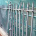 Cast Iron - Railings - New Hampstead London