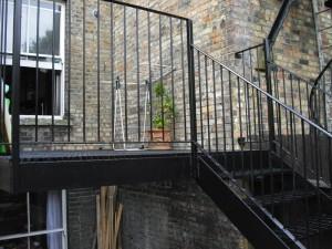 Mild Steel - Balcony - Finsbury Park