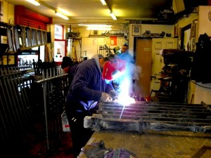 Cast - Wrought Iron - Fabrication Workshop