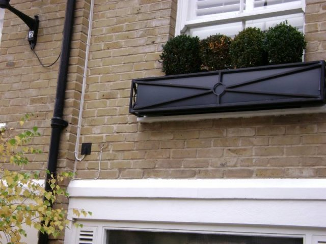 Mild Steel Window Box
