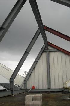 Structural Steel Park Royal