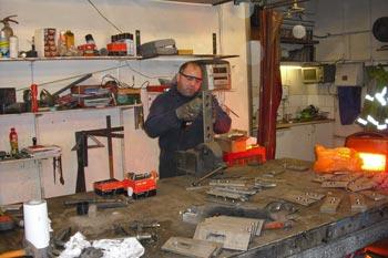 Bracket Fabrication London
