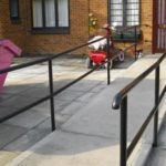 Disabled Handrail Construction in Southwark, London
