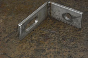 Aluminium Brackets London