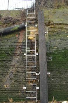 Aluminium Ladder Mounts