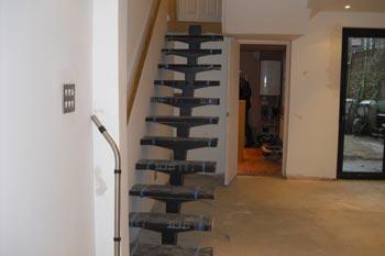 Steel Mono-Stair Hackney