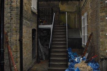 Cast Iron Handrail London