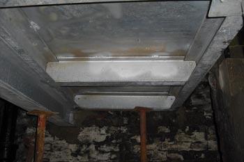 Galvanised Steel Platform