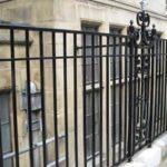 Cast Iron Railings London - Lincoln's Inn