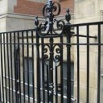 Cast Iron Railings London