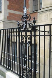 Cast Iron Railings London