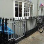 Cast Iron Railings Gates London - Donne Place