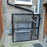 Steel Security Window Cage London – Brixton