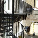 Spiral Staircase Steel London