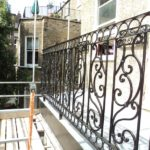 Balustrade Railings for Holland Park Balcony, London