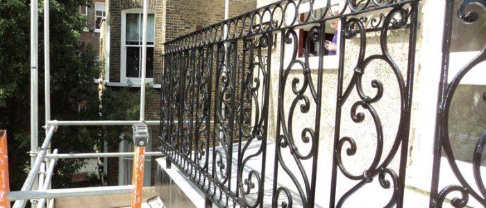 Balustrade Railings London