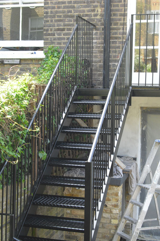Superior Exterior Staircase Fabricators London