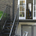 Steel Balcony Fabrication London