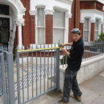 Wrought Iron Railings Fabrication London