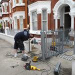 Wrought Iron Gate London