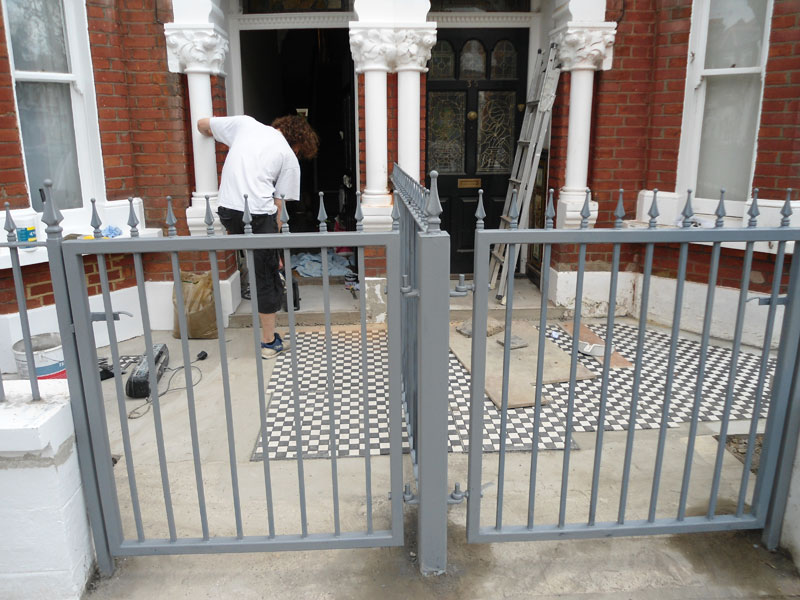 Wrought Iron Gates London