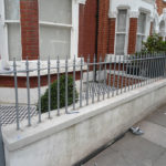 Wrought Iron Railings London – Clapham