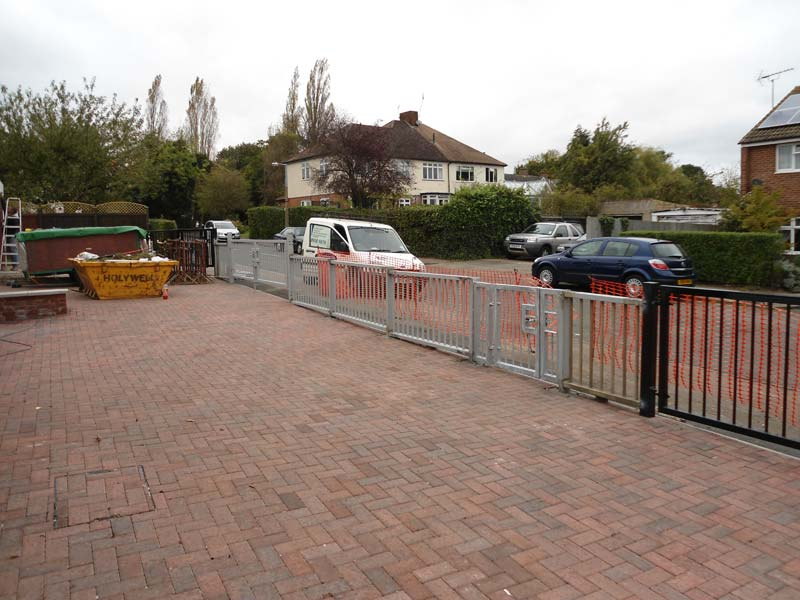 Steel Gates and Railings Shenley