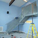 Steel Staircase and Landing Fabrication Slough