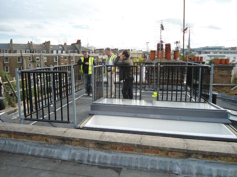Structural Steel Fabrication London