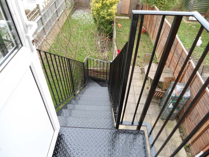 Access Staircase Construction London