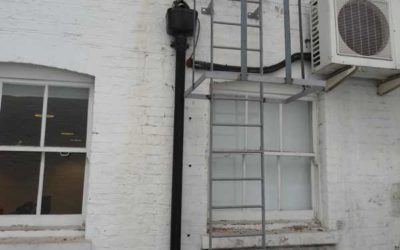 Cat Ladder Installation London