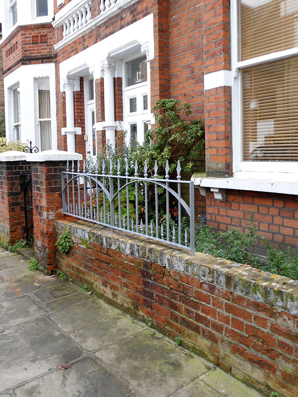 Reproduction-Railings-Hampstead-High-Gate