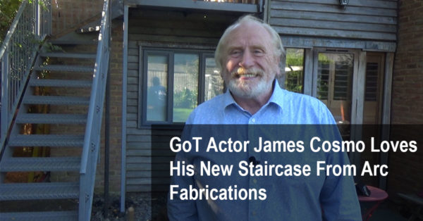 "GoT Actor James Cosmo Explains Why Choosing Arc Fabrications Was ""No-Brainer"""