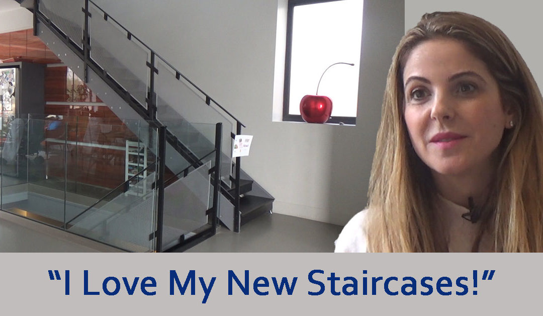 """""""I Love My Staircases – I Would Do It All Over Again!"""" – Beautiful Bespoke Staircases Designed, Fabricated and Installed in Golders Green"""