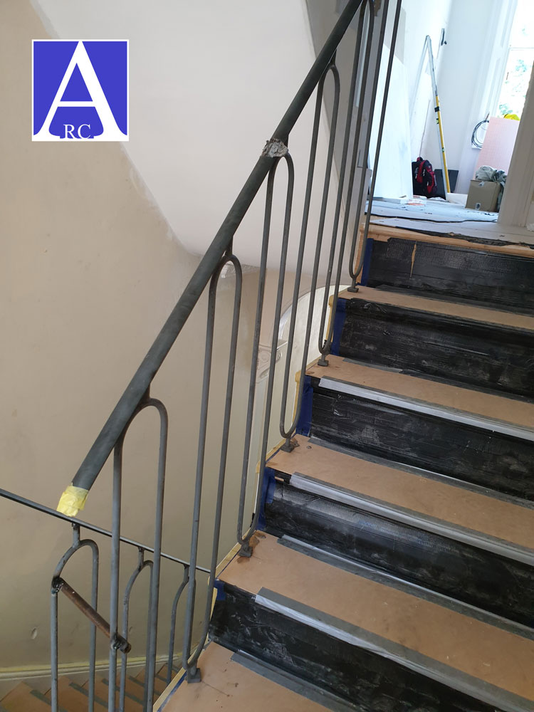 Custom-Designed-Staircase-Balustrade-Railings-Kensington-London-SW10-105353