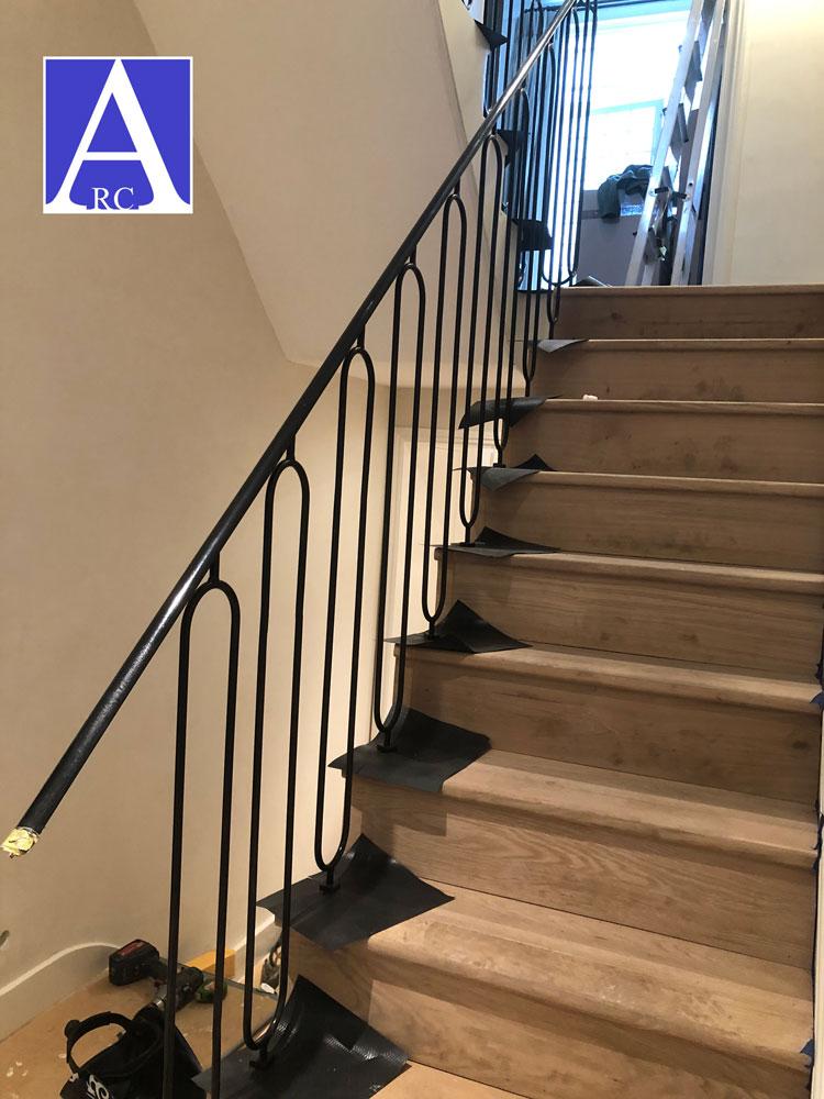 Metal-Staircase-Railings-London-0530