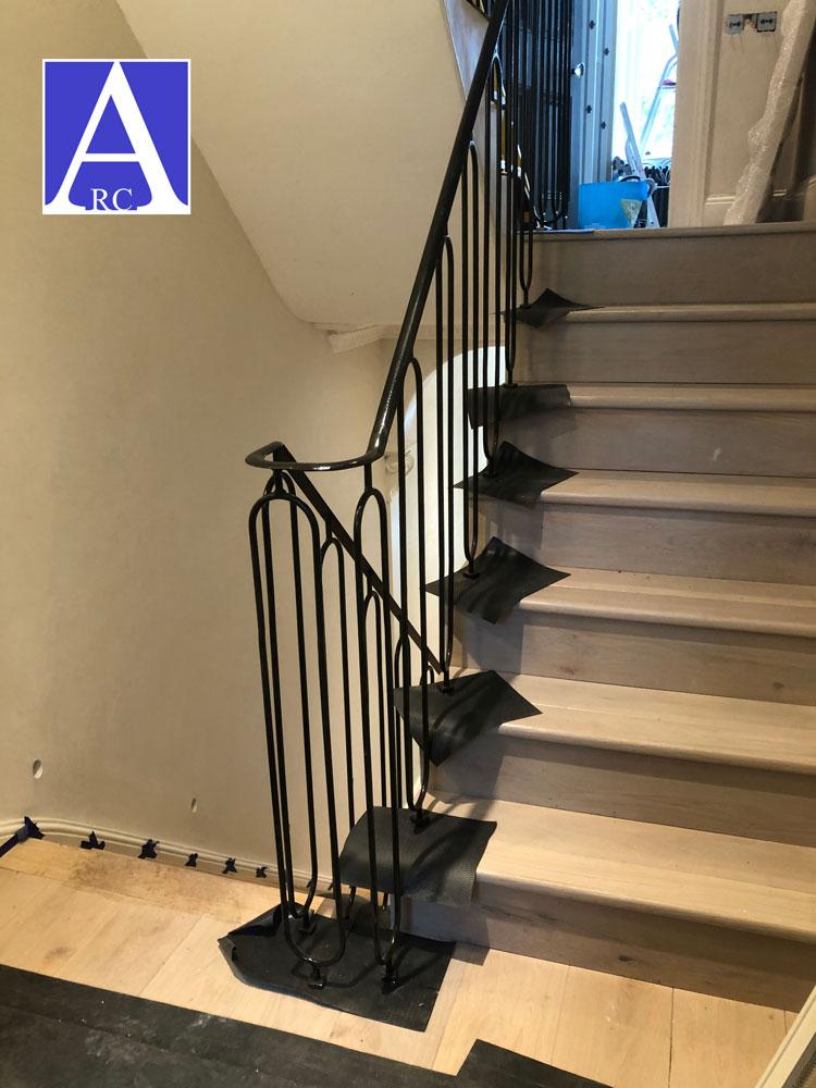 Unique-Staircase-Railings-London-0532